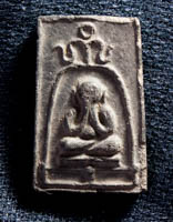 Phra Pitta Thai amulet