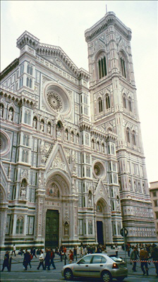 Duomo (cathedral), Florence Italy